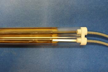 Medium wave Infrared-heaters