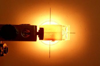 Infrarot-Spot-Strahler